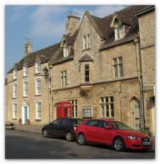 The Old Police Station, Fairford